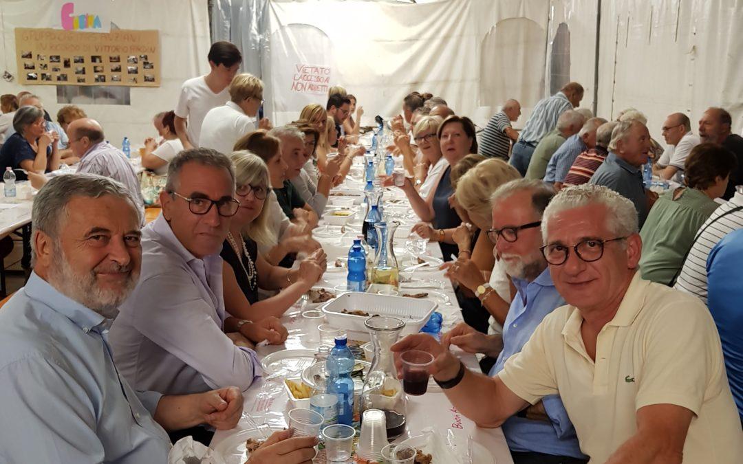 Il Rotary alla sagretta dell'Assunta a Noale