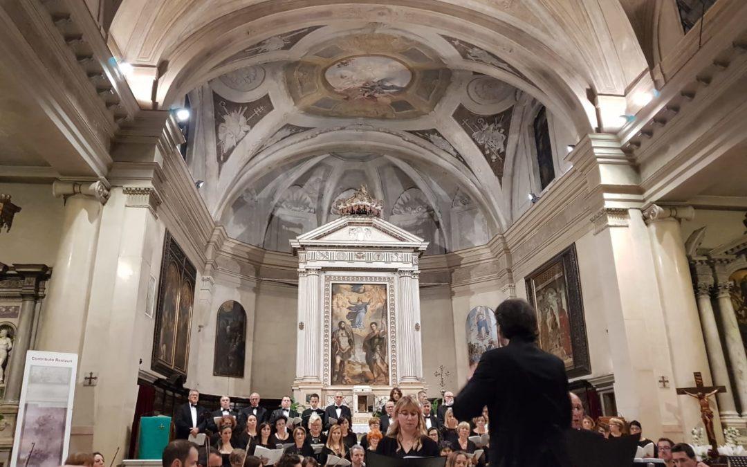 Concerto Magnificat di J.S. Bach