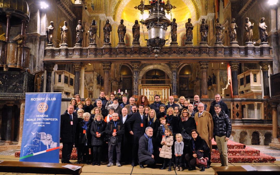 Visita alla Basilica di San Marco