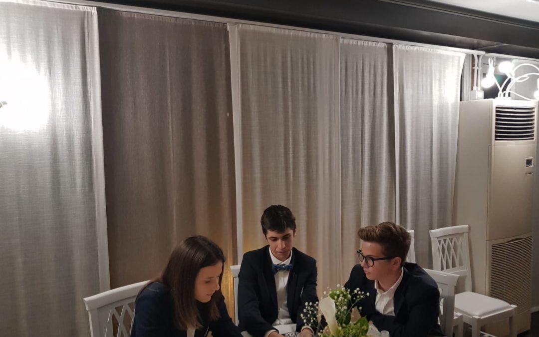 Lo scambio giovani dell'annata 2018-2019