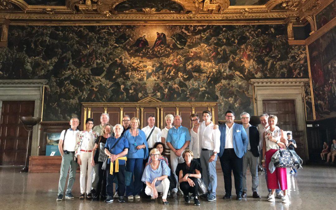 La visita a Palazzo Ducale